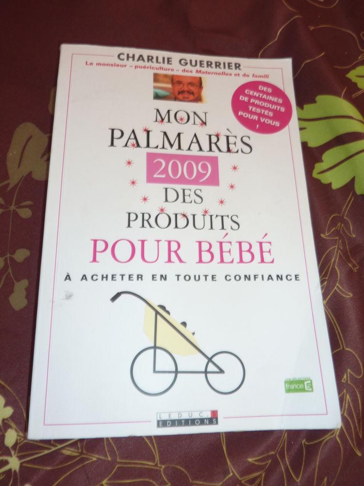 livre mon palmares des produits bebe 2009 guide puericulture 2 Bonnelles (78)
