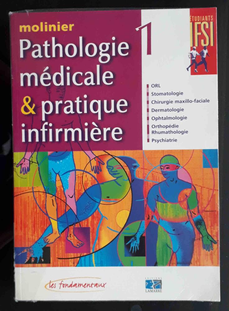 Livre = Pathologie Médicale Et Pratique Infirmière - 3 Tomes 95 Arques (62)
