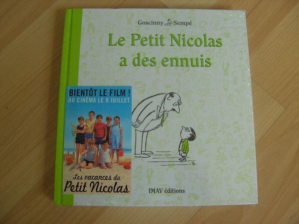 Livre  Le Petit Nicolas a des ennuis  (Neuf) 10 Ardoix (07)