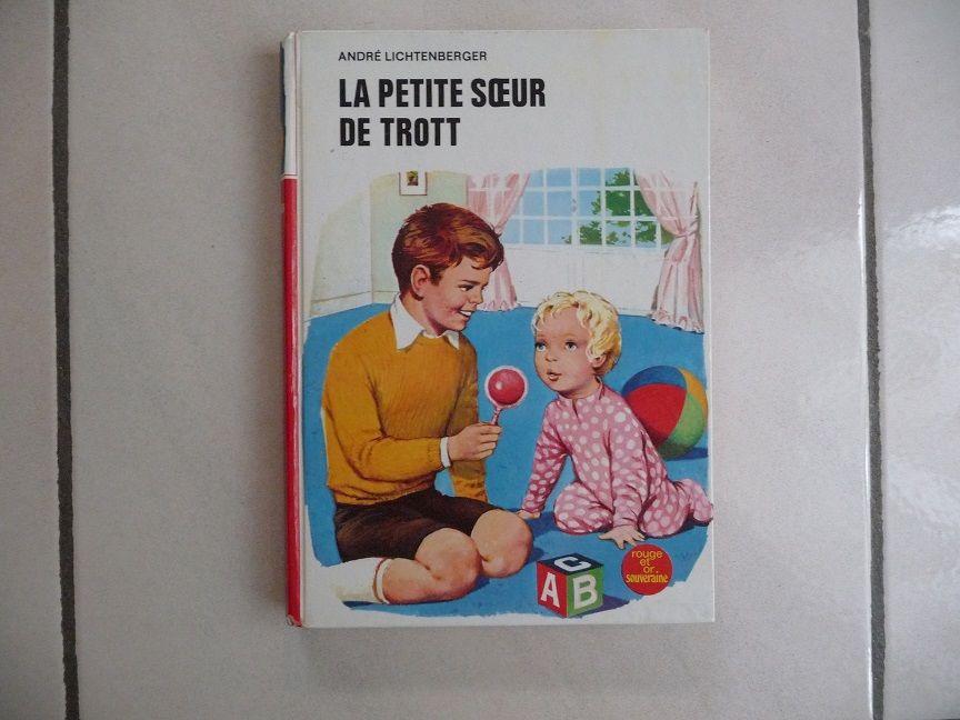 Livre La petite s?ur de  Trott 5 Montigny-le-Bretonneux (78)