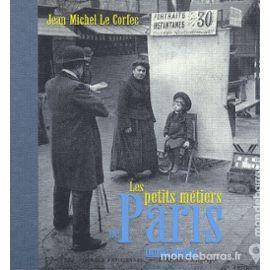 Livre : Les petits métiers de Paris 15 Paris 15 (75)