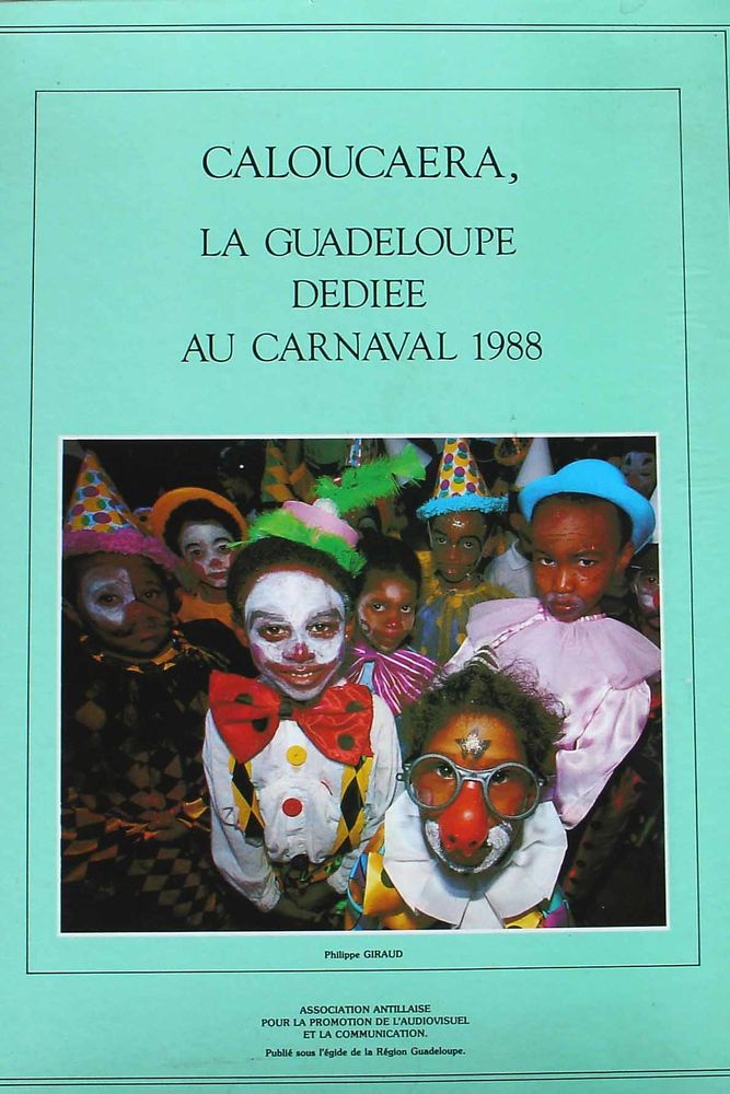 Livre photo Carnaval Guadeloupe 1988 20 Tournefeuille (31)