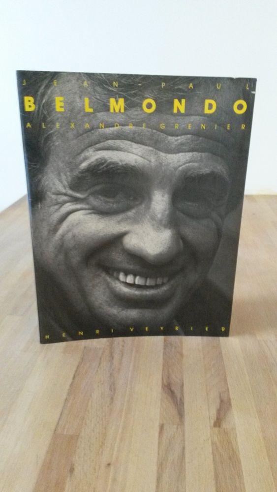 livre photo sur Jean-Paul Belmondo 40 Clermont-Ferrand (63)