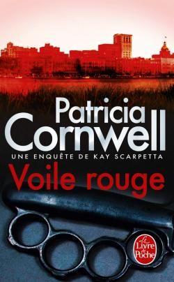 Livre de poche  Voile rouge  de P.Cornwell (Neuf) 6 Ardoix (07)