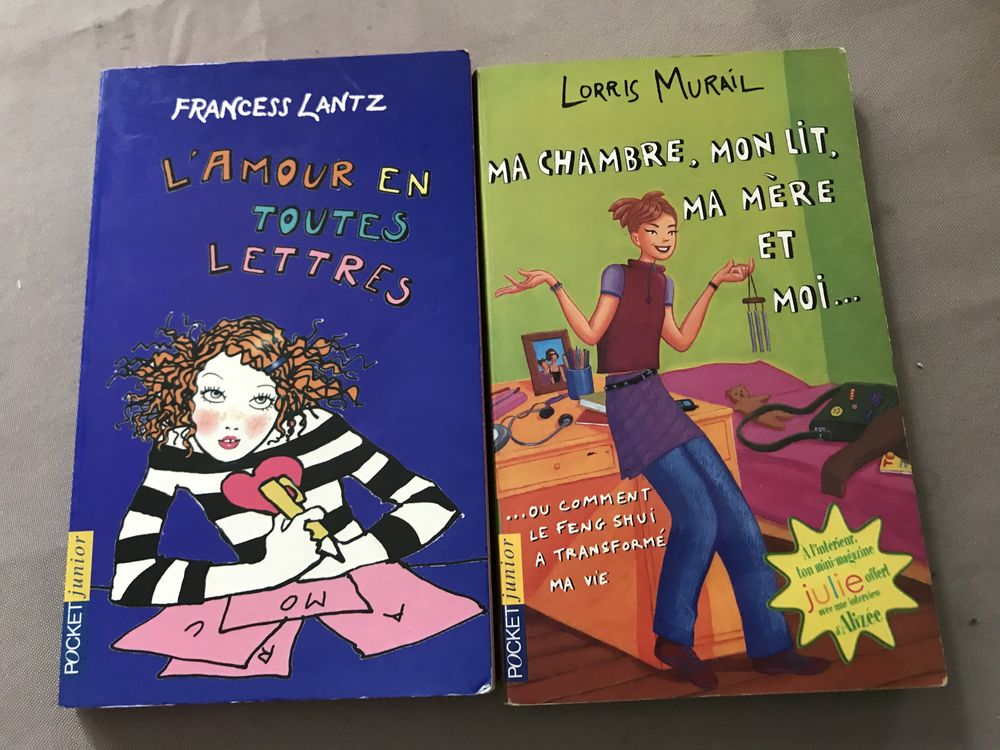 LIVRE POCKET JUNIOR  Divers titres 1 Saint-Genis-Laval (69)