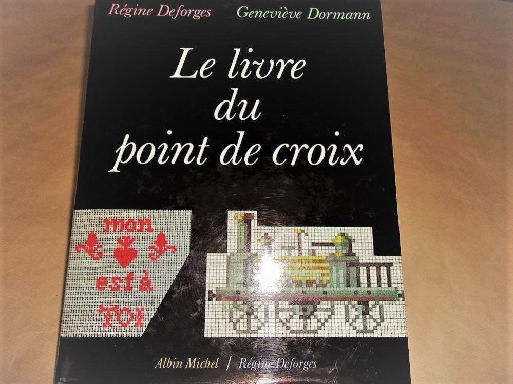 Le livre du point de croix 8 Béthencourt-sur-Mer (80)