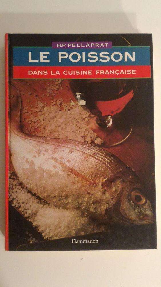 Livre Le Poisson dans la Cuisine Française 10 Paris 12 (75)