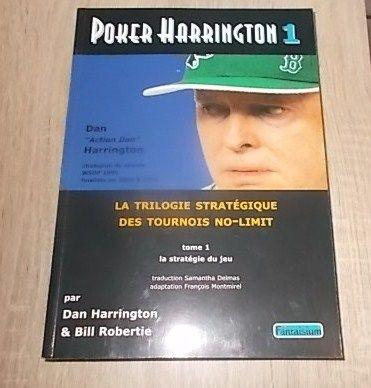 Livre : Poker Harrington - Tome 1 15 Salignac (33)