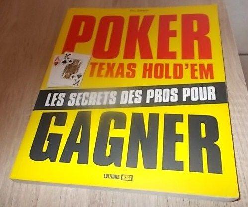 Livre de Poker : Les secrets des pros pour gagner 10 Salignac (33)