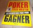 Livre de Poker : Les secrets des pros pour gagner