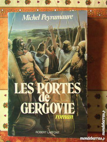 Livre-Les portes de Gergovie 5 Aixe-sur-Vienne (87)