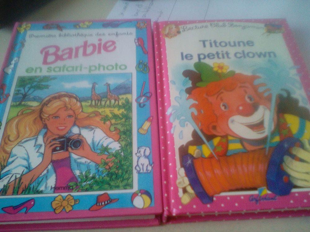 Livre pour enfant  Barbie, et titoune le petit clown 10 Chartres (28)