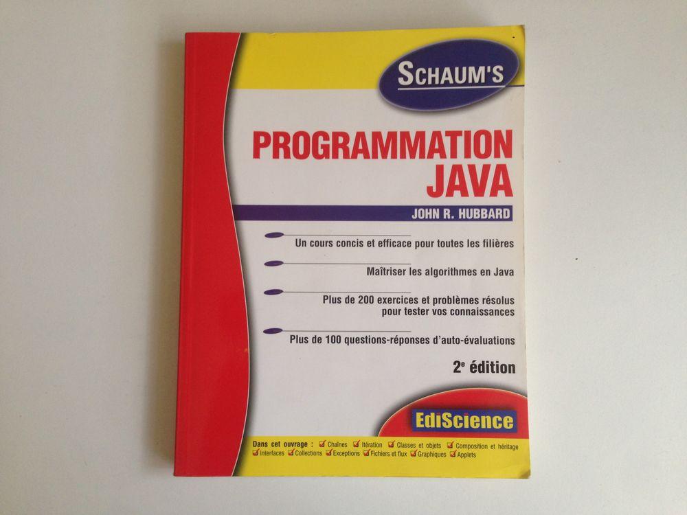 Livre de programmation Java. 10 Vendargues (34)
