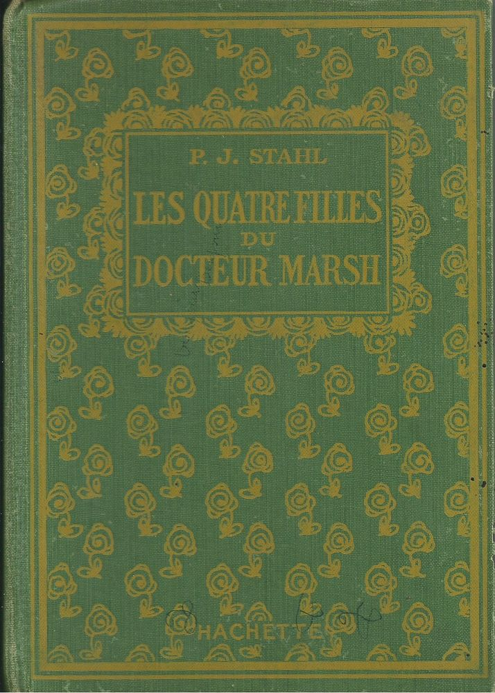 1 livre , les quatre filles du docteur marsh 1923 Livres et BD