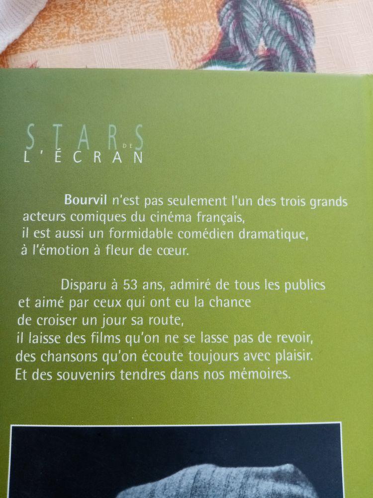 Livre qui raconte la biographie de Bourvil  8 Saint-Momelin (59)