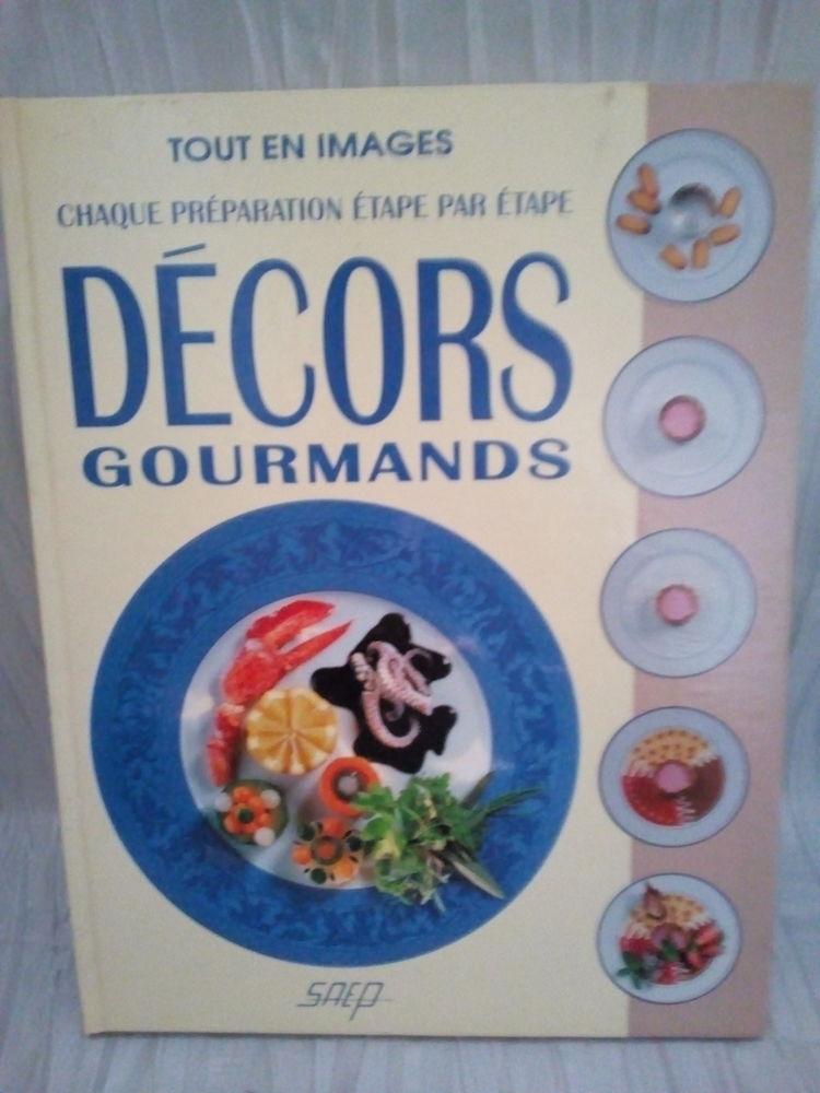 Livre de recettes   Décors gourmands   4 Savigny-sur-Orge (91)