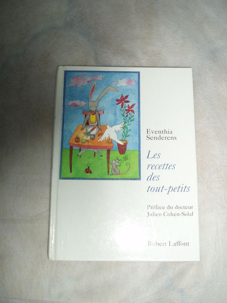 Livre recettes faciles pour Bébés 0 Corbeil-Essonnes (91)