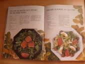 livre de recettes HORS D'OEUVRE ET ENTREES 3 Doussard (74)