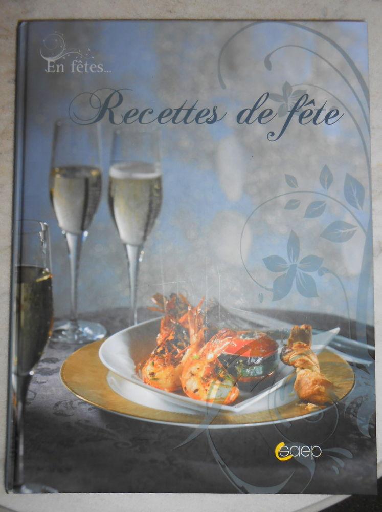 Livre de recettes pour les fètes 15 Mouans-Sartoux (06)