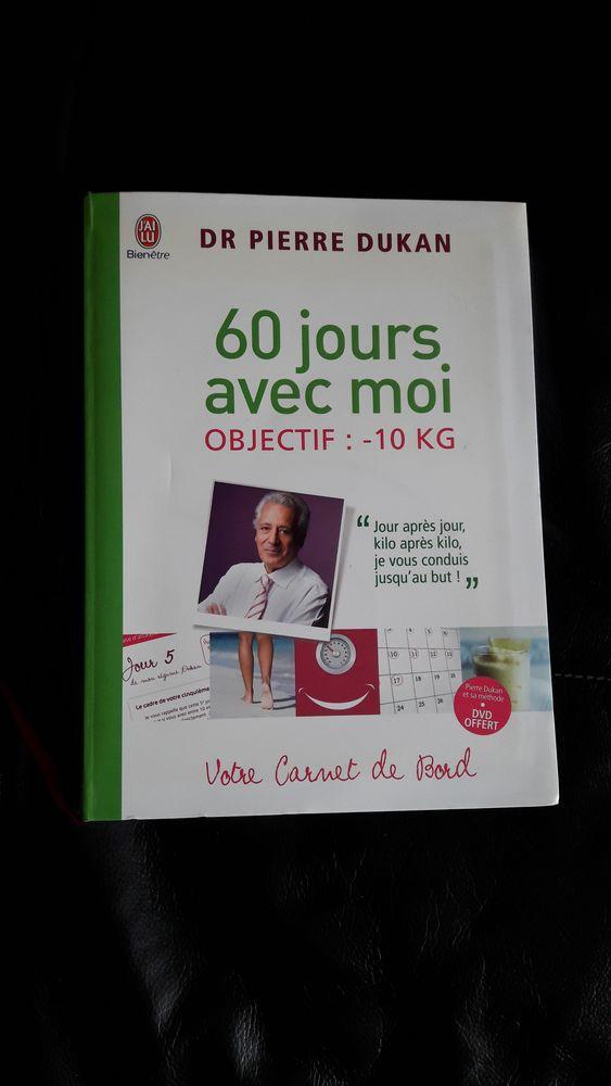 Livre régime dukan avec recettes  60 jours avec moi  7 Cormeilles-en-Parisis (95)