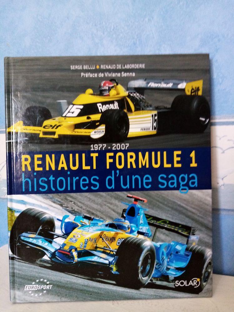 livre sur renault F1 15 Évron (53)