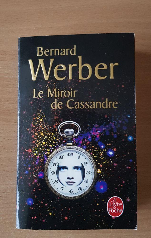 livre roman Bernard Werber le miroir de cassandre 4 Carnon Plage (34)