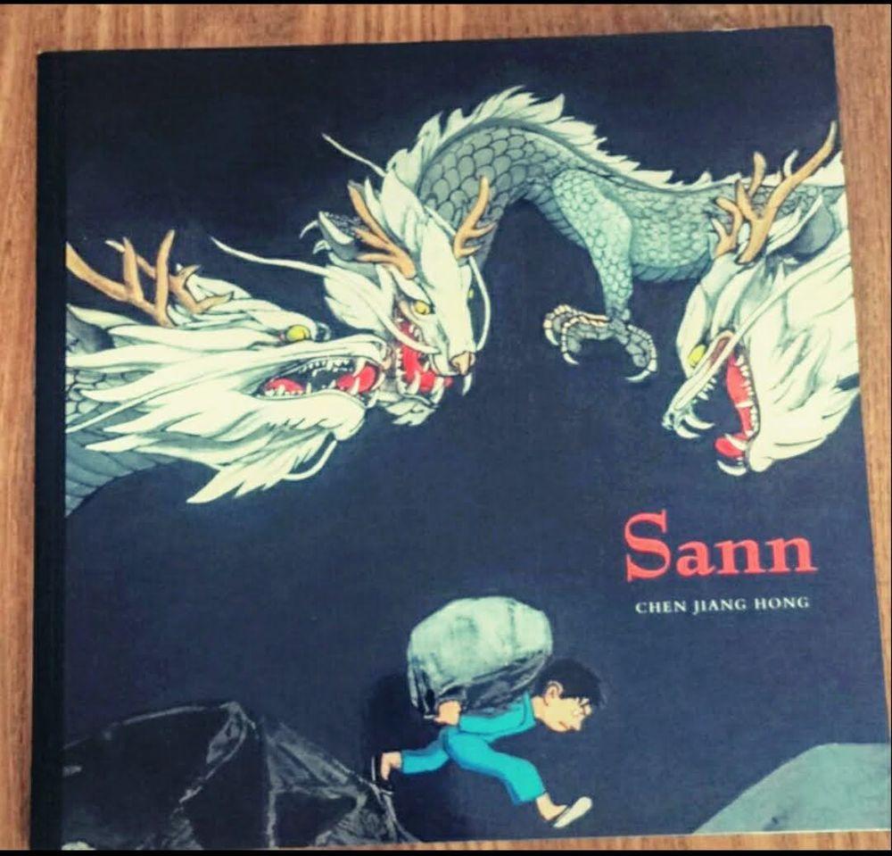 livre Sann neuf 1 Tourcoing (59)