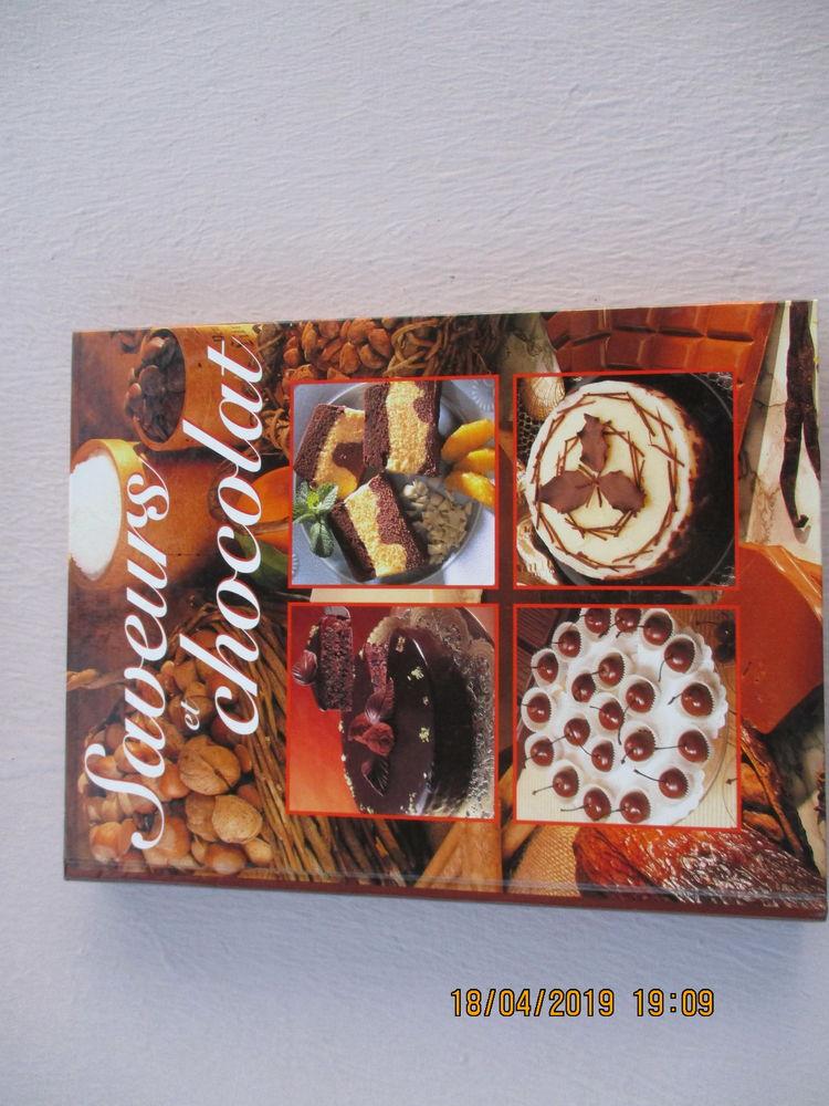 Livre Saveurs & Chocolat. 14 Le Vernois (39)