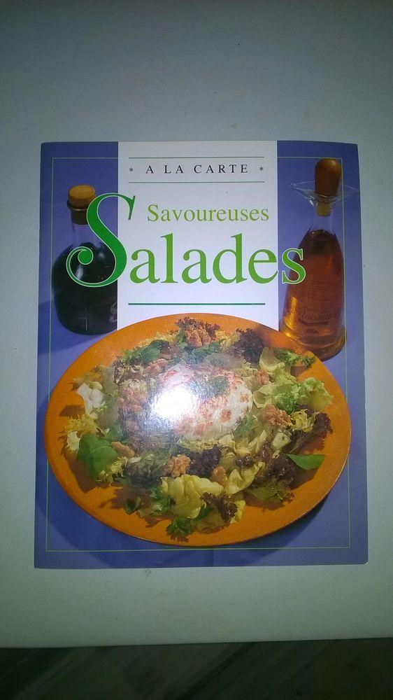 Livre Savoureuses salades Neuf Colby, Ann 5 Talange (57)