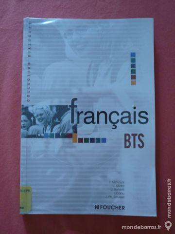 Livre Scolaire Francais Bts