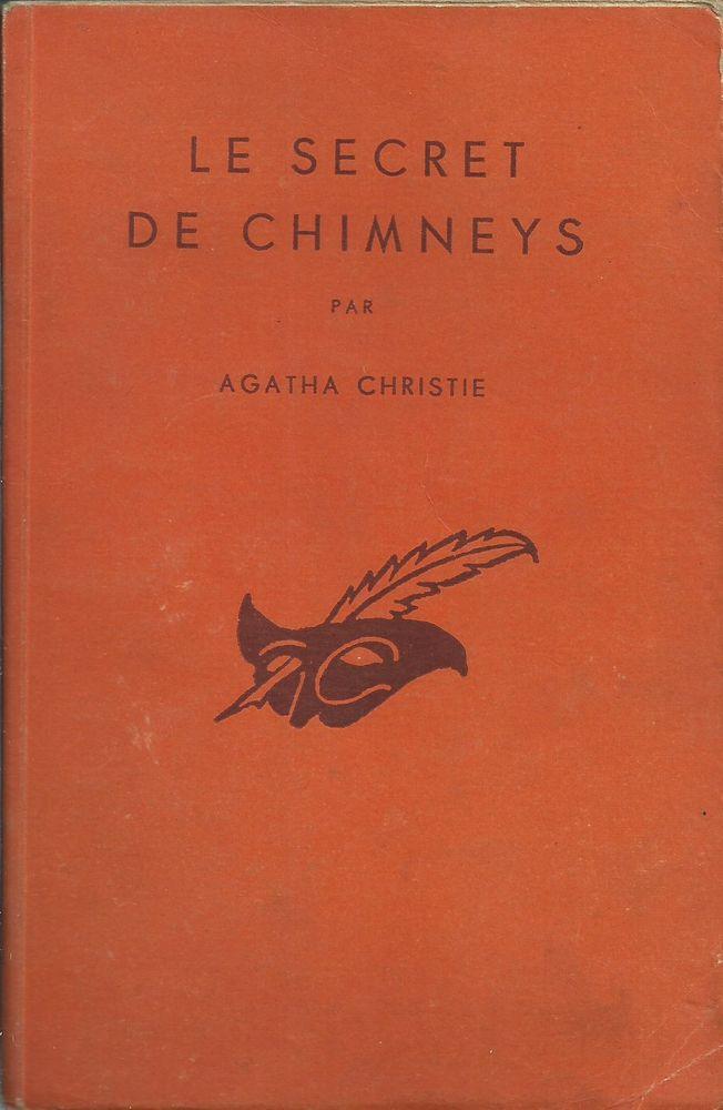 livre le secret de chimneys agatha christie Livres et BD