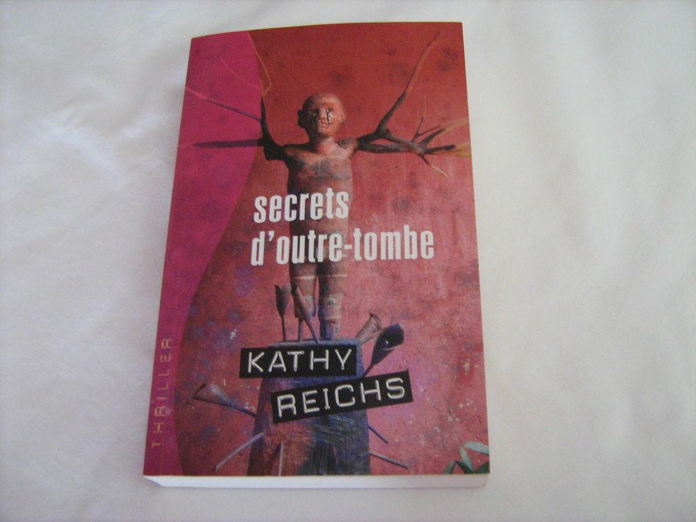 Livre Secrets d'outre-tombe 4 Cannes (06)