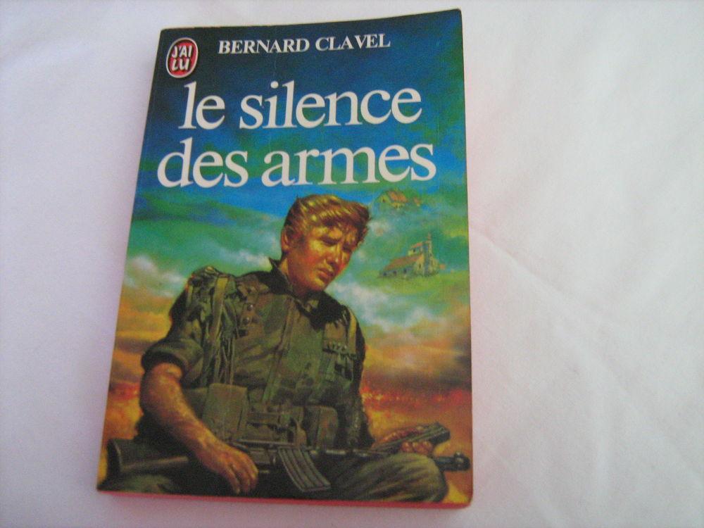Livre Le silence des armes 2 Cannes (06)
