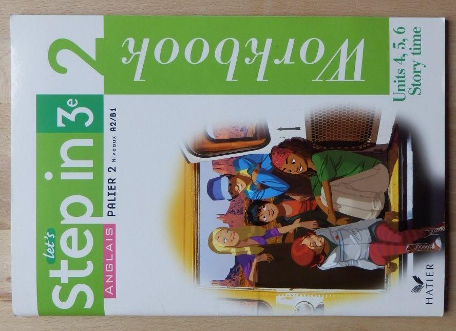 Livre : Let's step in / 3ème - Workbook 2 : NEUF Livres et BD
