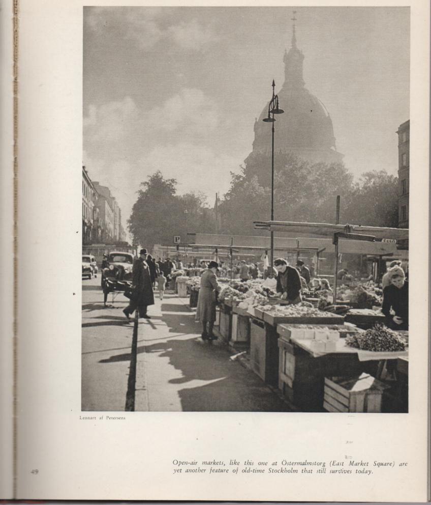 Livre Stockholm the capital of  Sweden  (en anglais) 8 Montauban (82)