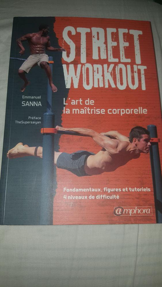 Livre street workout neuf prix d'origine 24.95€ 15 Piolenc (84)