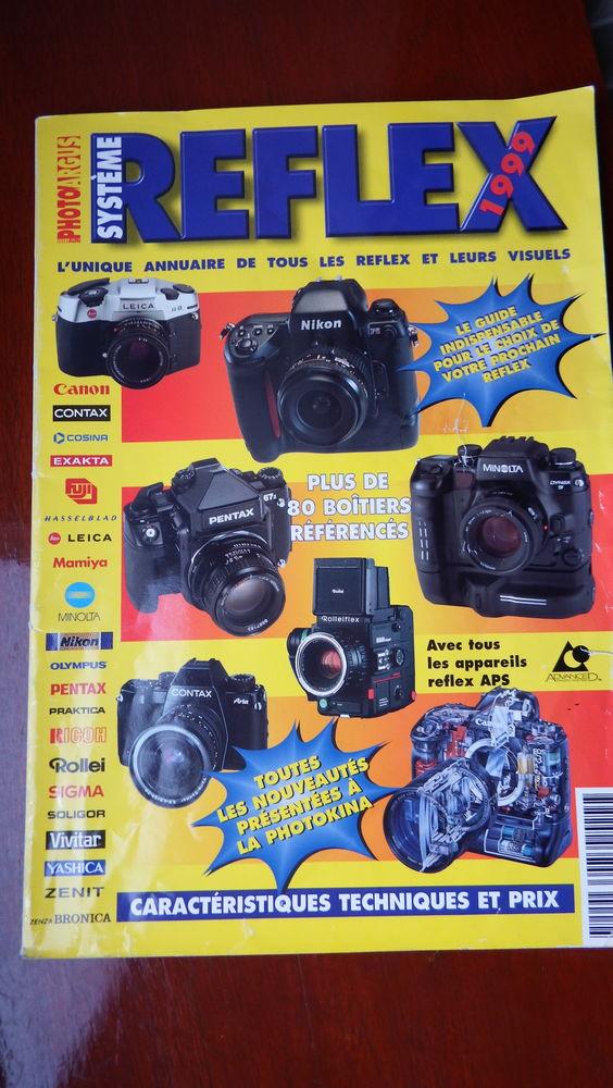 Livre systéme reflex de 1999  30 Saint-Étienne-lès-Remiremont (88)