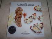Livre Tartines Apéro - Marabout (Neuf) 9 Ardoix (07)