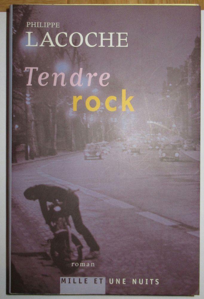livre  Tendre rock  6 Cramont (80)
