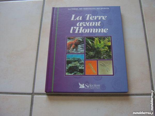 Livre La Terre avant l'Homme 9 Romagnat (63)