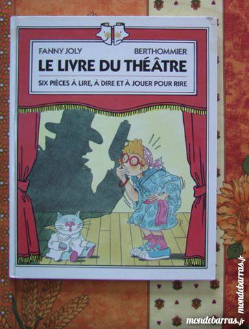 Livre du théâtre 8 Aixe-sur-Vienne (87)