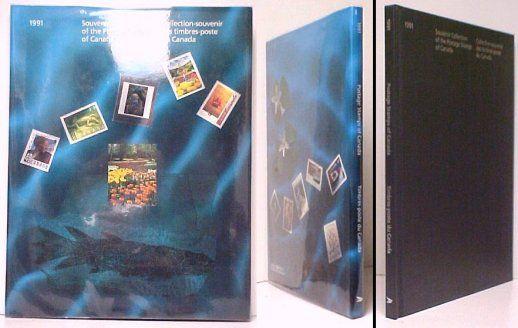 Livre des Timbres du Canada 1991 50 Périgueux (24)