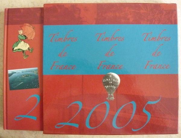 Livre des Timbres de France 2005 126 Périgueux (24)