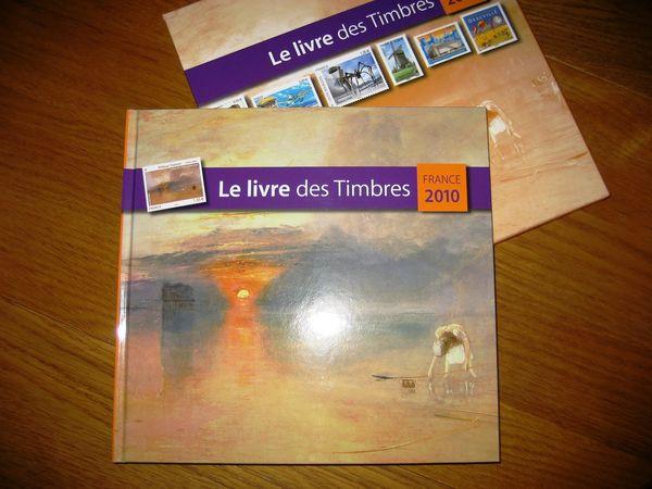 Livre des Timbres de France 2010 120 Périgueux (24)
