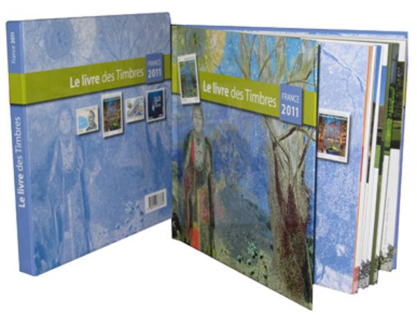 Livre des Timbres de France 2011 111 Périgueux (24)