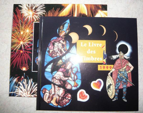 Livre des Timbres France 1999 151 Périgueux (24)