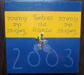 Livre des Timbres de France 2003 143 Périgueux (24)