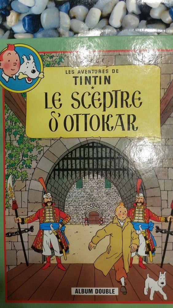 LIVRE TINTIN 5 Waziers (59)