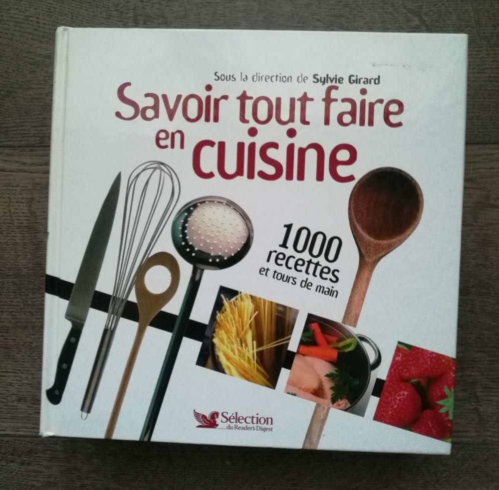 Livre tout savoir faire en cuisine 20 Toulouse (31)