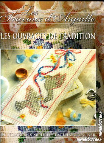 Livre Les travaux d'aiguille ouvrages tradition is 6 Saint-Florentin (89)